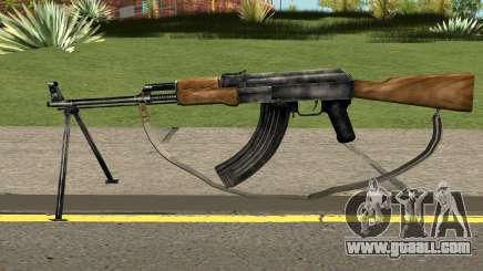 Zastava M-72 for GTA San Andreas