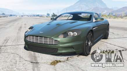 Aston Martin DBS 2007 for GTA 5