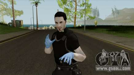 Payday Skin for GTA San Andreas