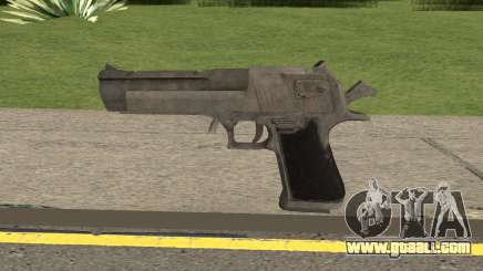 COD-MWR Desert Eagle for GTA San Andreas