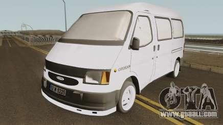 Ford Transit 1997 for GTA San Andreas