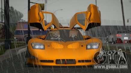 Mosler Super GT for GTA San Andreas