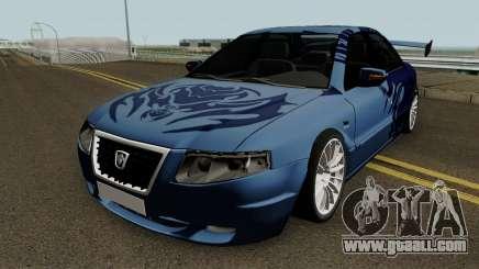 Ikco Samand Soren Full Sport for GTA San Andreas