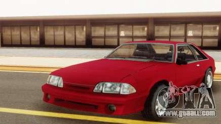 Ford Mustang SVT CobraR 1993 for GTA San Andreas