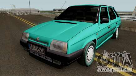 Skoda Forman 1994 for GTA San Andreas