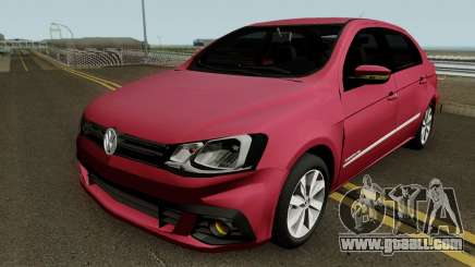 Volkswagen Voyage G7 2017 Comfortline for GTA San Andreas
