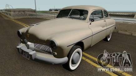 Mercury Eight Coupe (9CM-72) 1949 for GTA San Andreas