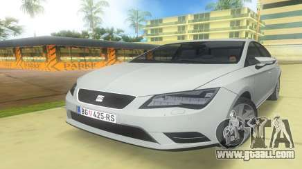 2013 Seat Leon Fr for GTA Vice City