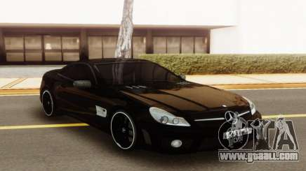 Mercedes-Benz SL63 AMG for GTA San Andreas