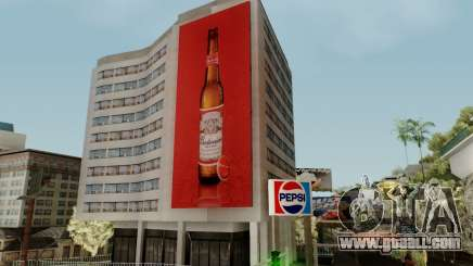San Andreas Billboards v4.9 for GTA San Andreas