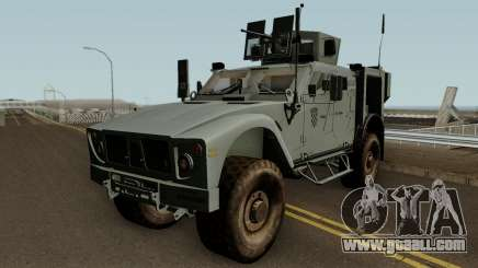 M-ATV Croatian Army for GTA San Andreas