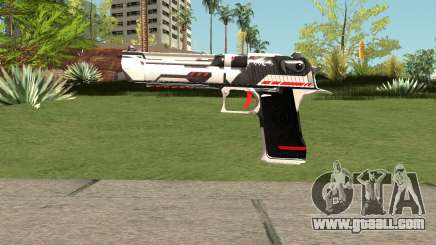 Desert Eagle TiiTree for GTA San Andreas