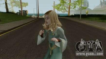 Princess Aurora From Maleficent V1 for GTA San Andreas