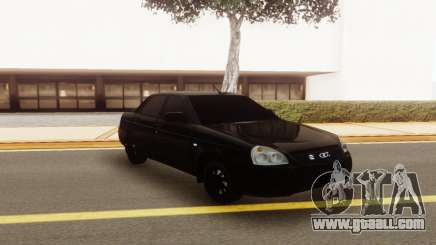 Priora Black Edition for GTA San Andreas