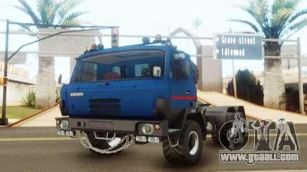TATRA 815 6x6 for GTA San Andreas