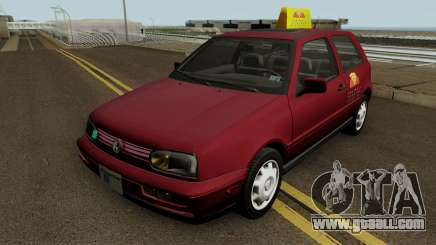 Volkswagen Golf Mk3 TDI 1994 (US-Spec) for GTA San Andreas