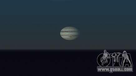Jupiter HD for GTA San Andreas