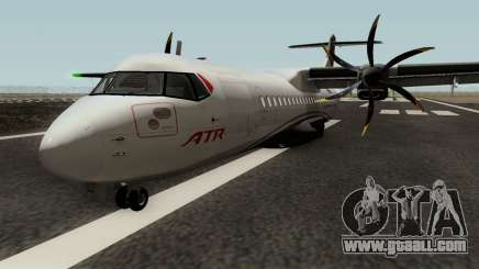 ATR 72-500 for GTA San Andreas