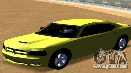 Dodge Charger 2010 for GTA San Andreas