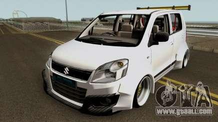 Suzuki Karimun Wagon-R for GTA San Andreas
