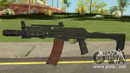 COD:O AK74U for GTA San Andreas
