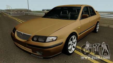 Mazda 626 (RHD) 1997 for GTA San Andreas