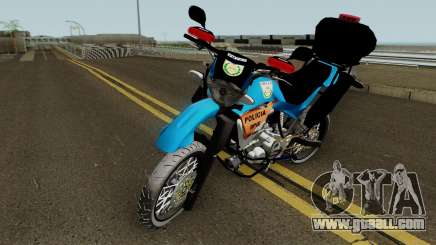 Yamaha XT660 PMERJ BPVE for GTA San Andreas