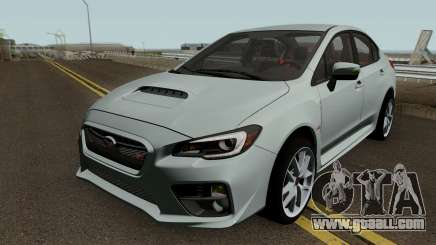 Subaru WRX STI 2016 IVF for GTA San Andreas