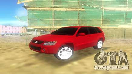 Suzuki Grand Vitara for GTA Vice City