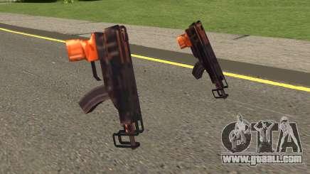 Skorpion From GTA VCS for GTA San Andreas