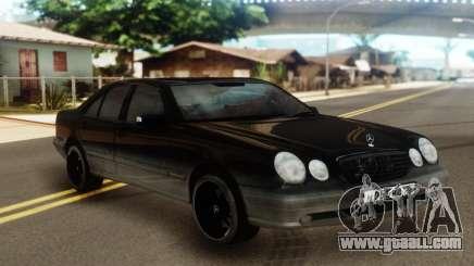 Mercedes-Benz E55 W210 AMG for GTA San Andreas