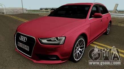 Audi A4 Avant HQ for GTA San Andreas