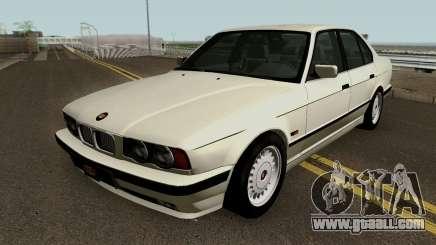 BMW 525i E34 Drift Car 1995 for GTA San Andreas