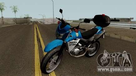 XT600 PMERJ SA Style for GTA San Andreas