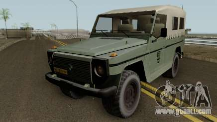 Steyr Puch Croatian Army for GTA San Andreas