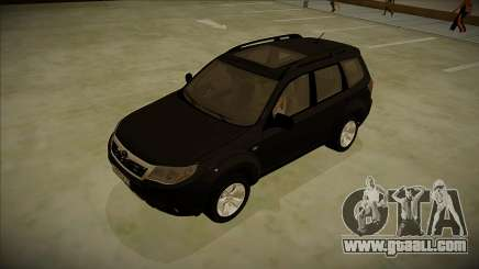 Subaru Forester 2012 V2 for GTA San Andreas
