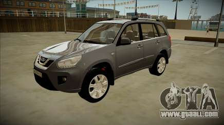 Chery Tiggo 2010 for GTA San Andreas