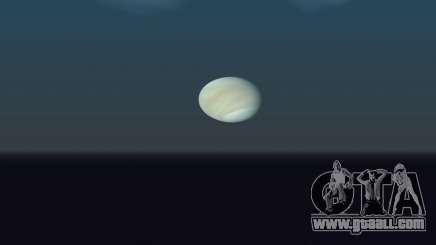 Venus HD for GTA San Andreas