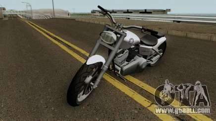 Lycan de GTA 4 TLAD con Texturas Arregladas for GTA San Andreas