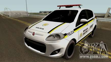 Fiat Palio Brazilian Police for GTA San Andreas