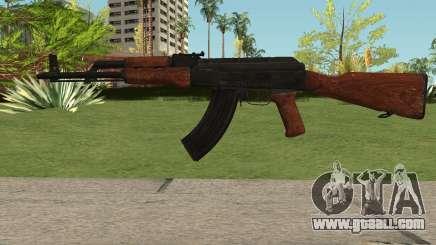 COD-MWR AKM for GTA San Andreas