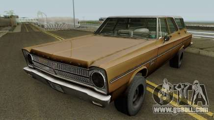 Plymouth Belvedere Station Wagon 1965 HQ for GTA San Andreas