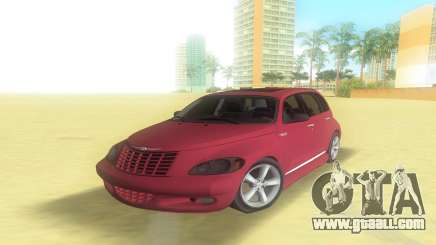 2004 Chrysler PT Cruiser GT for GTA Vice City