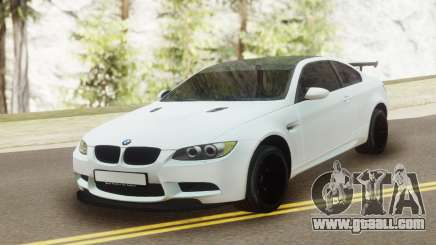 BMW M3 Coupe for GTA San Andreas