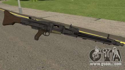 Call Of Duty: World at War - MG-42 for GTA San Andreas
