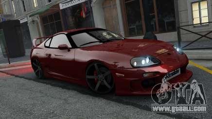 Toyota Supra Coupe for GTA 4