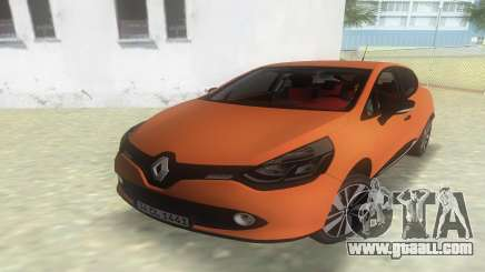 Renault Clio 4 for GTA Vice City