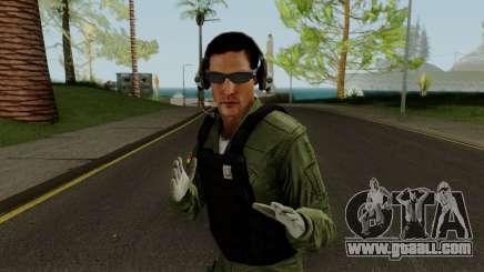 Skin BAV - Tripulante for GTA San Andreas