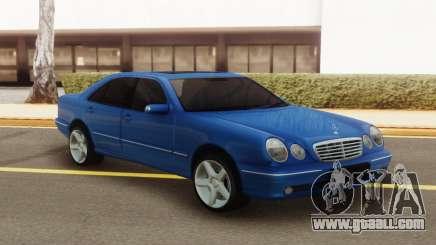 Mercedes-Benz E55 Sedan for GTA San Andreas