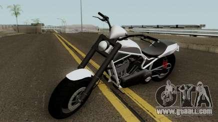 Revenant de GTA 4 EFLC con Texturas Arregladas for GTA San Andreas